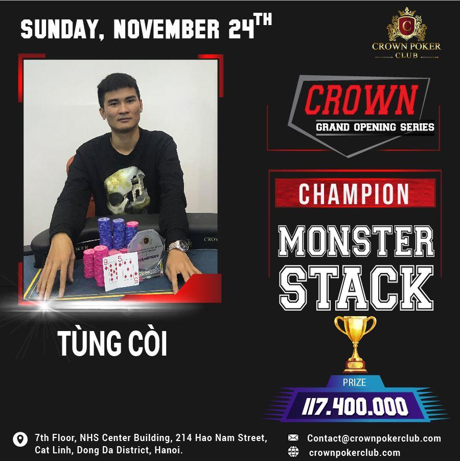 Crown Poker Tournaments